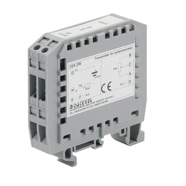 trasmettitore per potenziometro