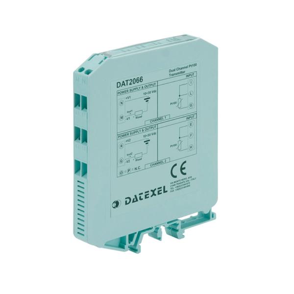 Trasmettitore configurabile a doppio canale