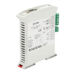 convertitore isolato rs232 rs485 dat 3580