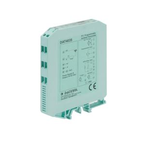 trasmettitore galvanicamente isolato DAT 4035