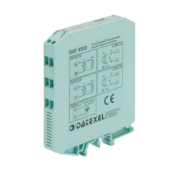 Convertitore da Dip-Switch o PC DAT 4532