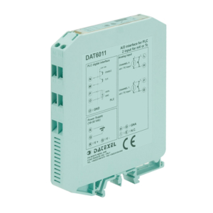 interfaccia AD per PLC 4 canali DAT 6023I