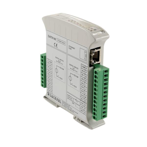modbus server 16 canali digitali DAT 8148