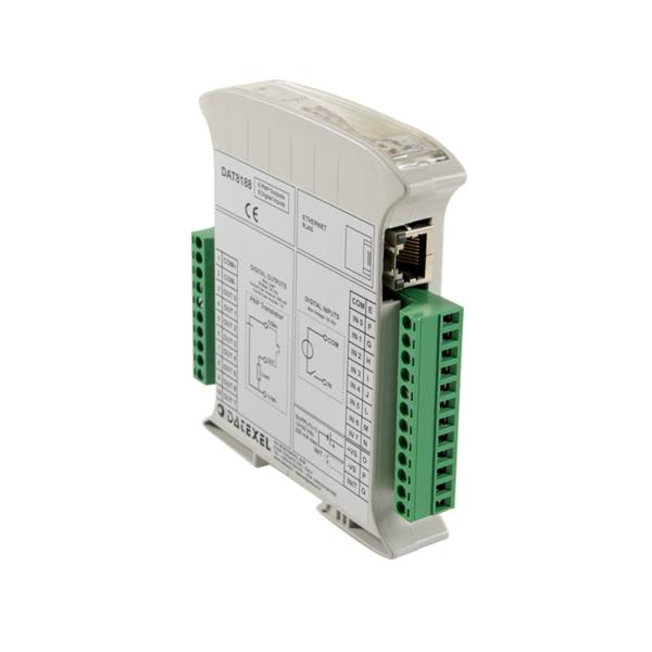 modbus server 8 ingressi 8 uscite DAT 8188