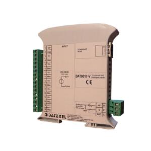 modbus server 8 canali isolati DAT 8017V